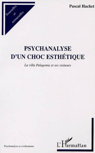 Couverture PSYCHANALYSE D'UN CHOC ESTHÉTIQUE