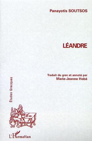 Couverture LÉANDRE