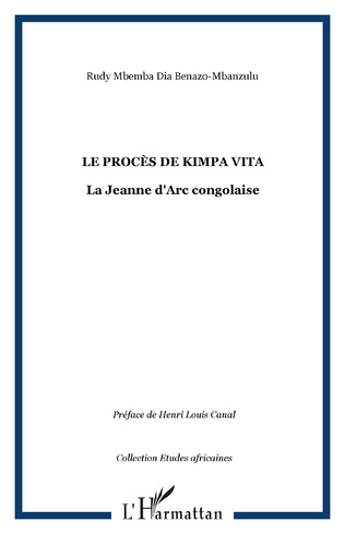 Couverture LE PROCÈS DE KIMPA VITA