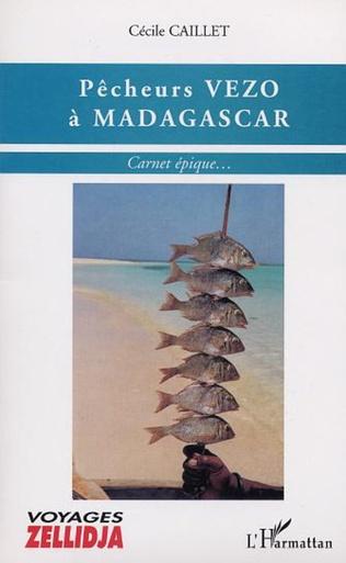 Couverture PÊCHEURS VEZO À MADAGASCAR