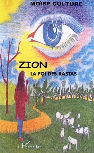 Couverture Zion la foi des rastas
