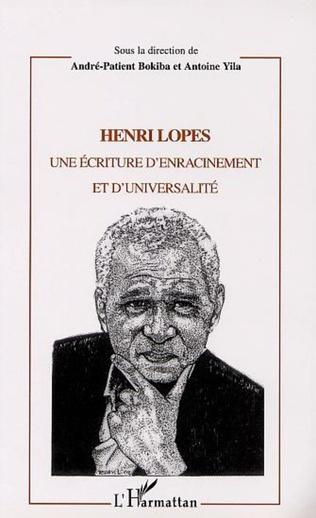 Couverture Henri Lopes