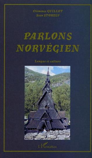 Couverture PARLONS NORVÉGIEN