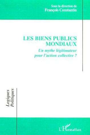 Couverture LES BIENS PUBLICS MONDIAUX
