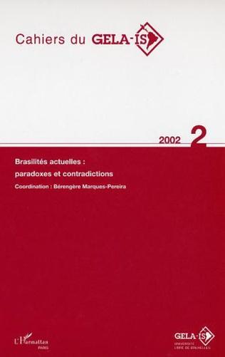 Couverture BRASILITÉS ACTUELLES : PARADOXES ET CONTRADICTIONS