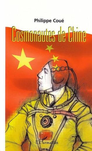 Couverture COSMONAUTES DE CHINE
