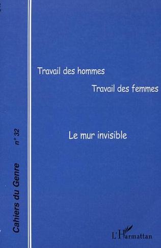 Couverture TRAVAIL DES HOMMES, TRAVAIL DES FEMMES