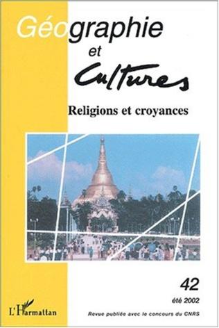 Couverture RELIGIONS ET CROYANCES