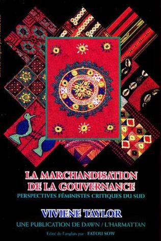Couverture LA MARCHANDISATION DE LA GOUVERNANCE