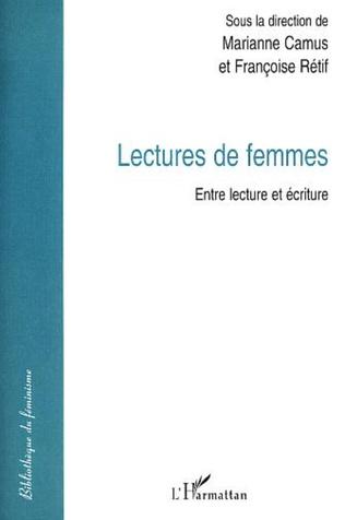 Couverture LECTURES DE FEMMES