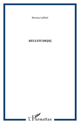 Couverture SEULITUDE[S]