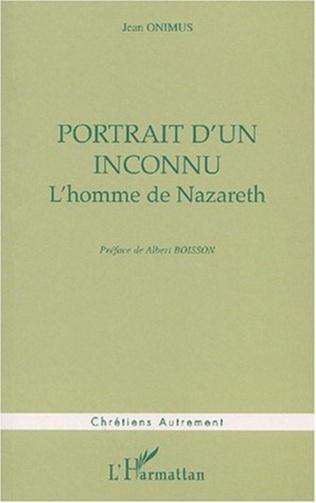 Couverture PORTRAIT D'UN INCONNU