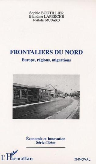 Couverture FRONTALIERS DU NORD