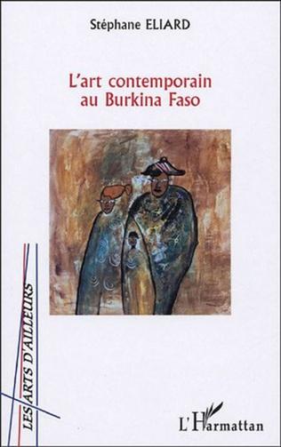 Couverture L'ART CONTEMPORAIN AU BURKINA FASO