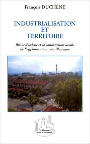 Couverture INDUSTRIALISATION ET TERRITOIRE