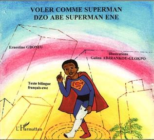Couverture Voler comme superman
