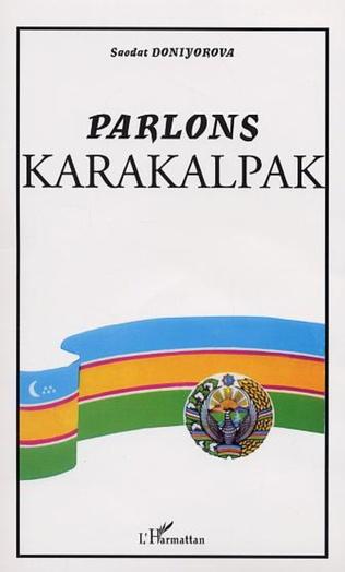 Couverture PARLONS KARAKALPAK