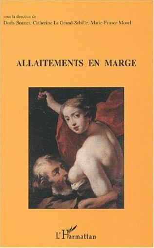 Couverture ALLAITEMENTS EN MARGE