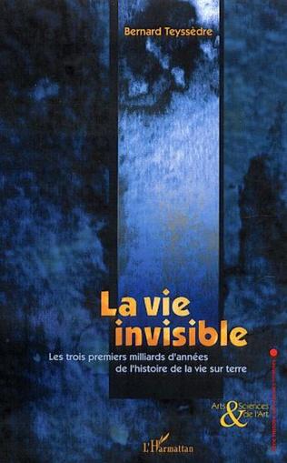 Couverture La vie invisible