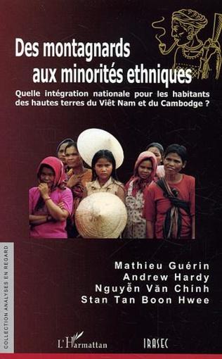 Couverture Des montagnards aux minorités ethniques