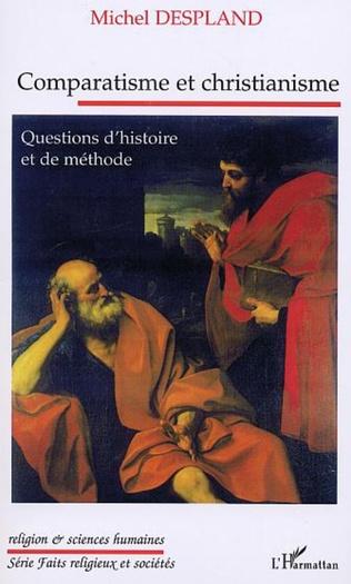 Couverture COMPARATISME ET CHRISTIANISME