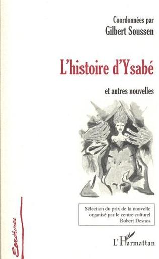 Couverture L'HISTOIRE D'YSABÉ