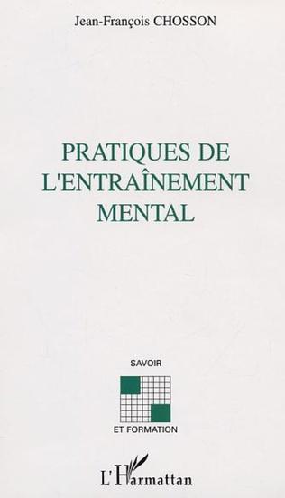 Couverture PRATIQUES DE L'ENTRAINEMENT MENTAL