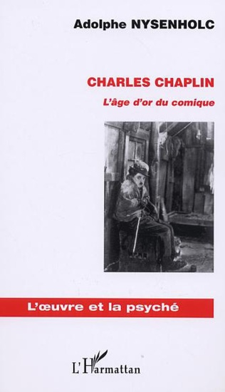 Couverture Charles Chaplin