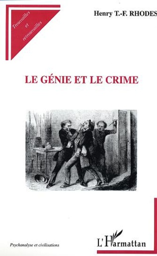 Couverture LE GENIE ET LE CRIME