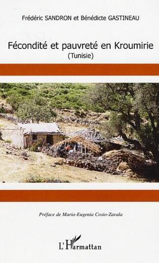Couverture FÉCONDITÉ ET PAUVRETÉ EN KROUMIRIE (Tunisie)