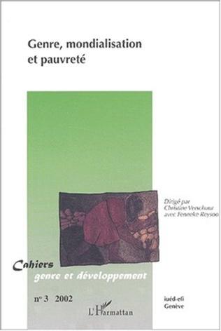 Couverture Genre et mondialisation économique : bibliographie annotée
