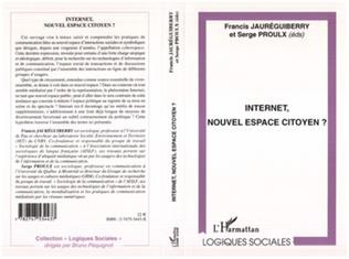 Couverture INTERNET, NOUVEL ESPACE CITOYEN ?