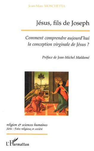 Couverture JÉSUS, FILS DE JOSEPH