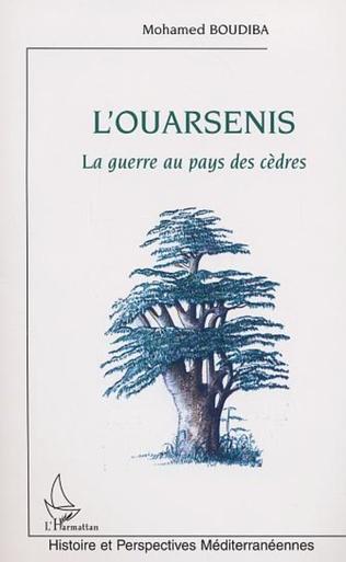 Couverture L'OUARSENIS