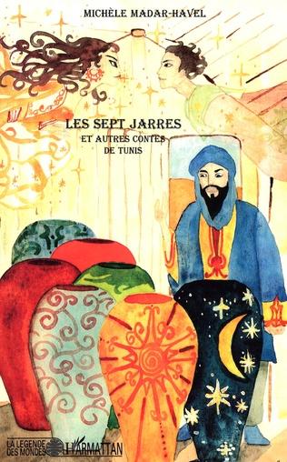 Couverture LES SEPT JARRES