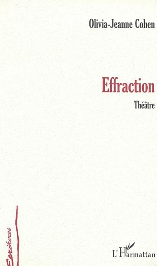 Couverture EFFRACTION