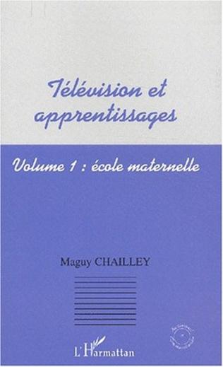 Couverture Télévision et apprentissages