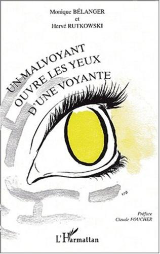 Couverture MALVOYANT OUVRE LES YEUX D' UNE VOYANTE (UN)