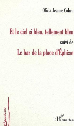Couverture ET LE CIEL SI BLEU, TELLEMENT BLEU