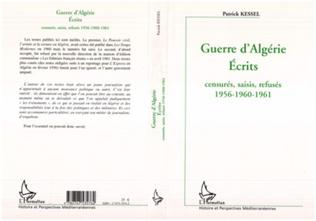 Couverture Guerre d'Algérie