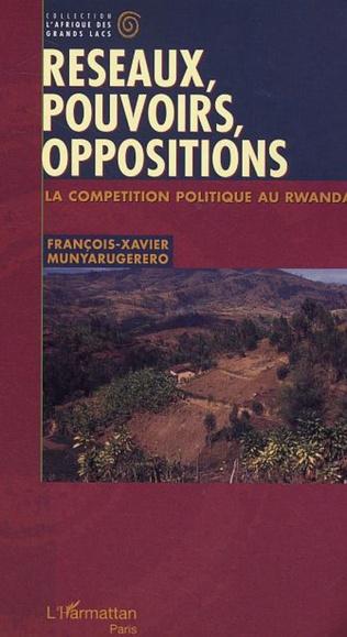 Couverture Réseaux, pouvoirs, oppositions