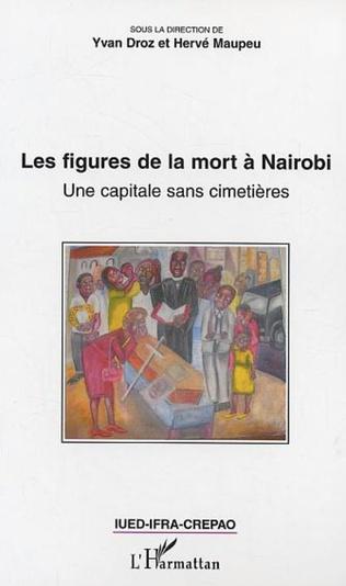 Couverture Les figures de la mort à Nairobi
