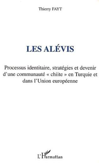Couverture LES ALEVIS