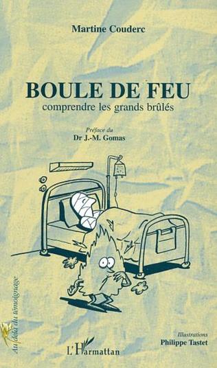 Couverture BOULE DE FEU