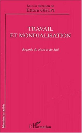 Couverture TRAVAIL ET MONDIALISATION
