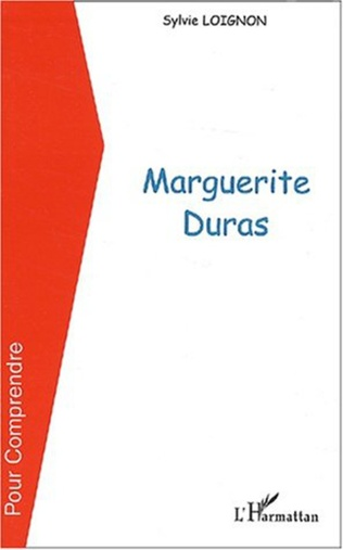 Couverture MARGUERITE DURAS