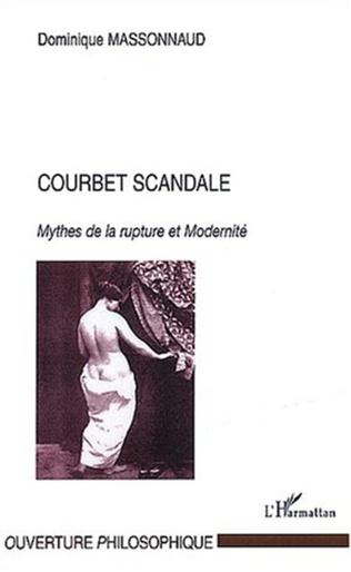 Couverture Courbet scandale