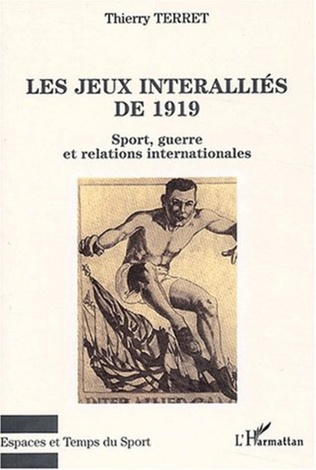 Couverture Les jeux interalliés de 1919