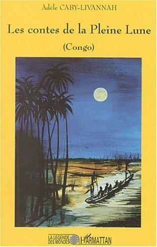 Couverture Les contes de la Pleine Lune