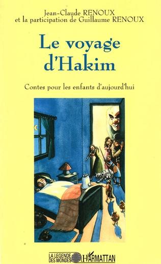 Couverture Le voyage d'Hakim